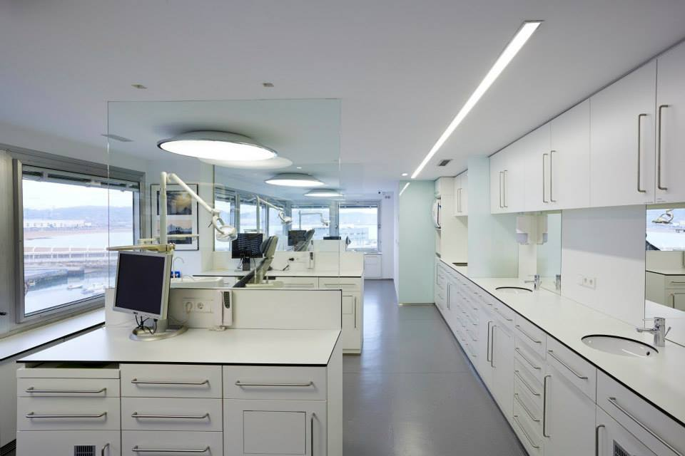 muebles clinica dental