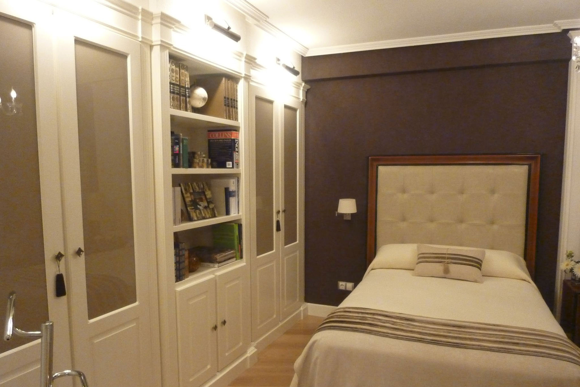 dormitorio reforma leon