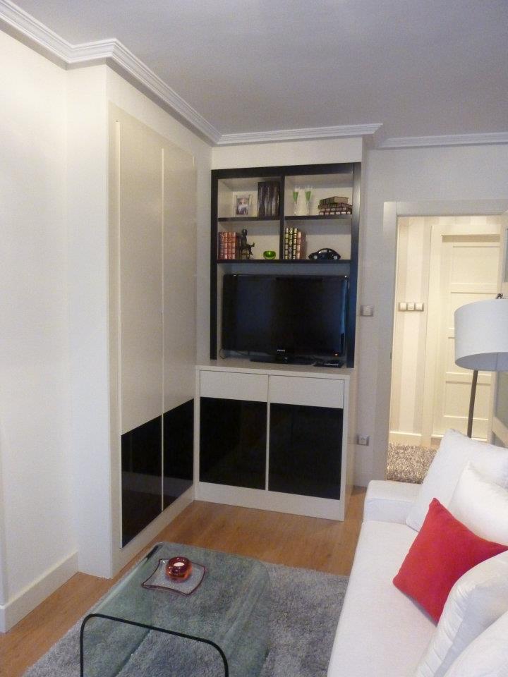 mueble a medida sala de estar