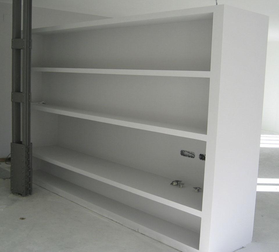 estanteria pladur