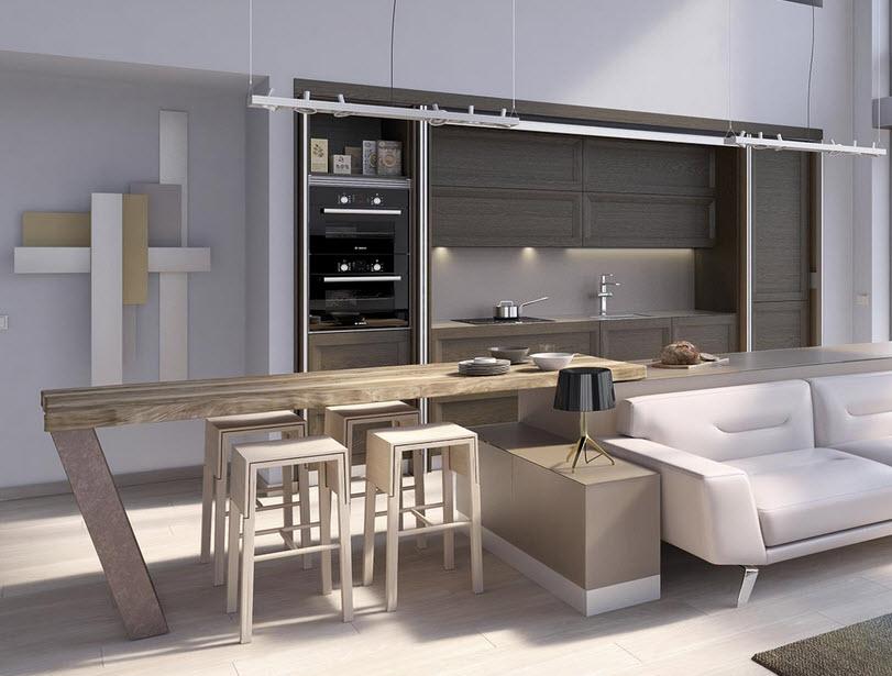 consejos para sacar mayor partido a tu cocina, diseño del espacio