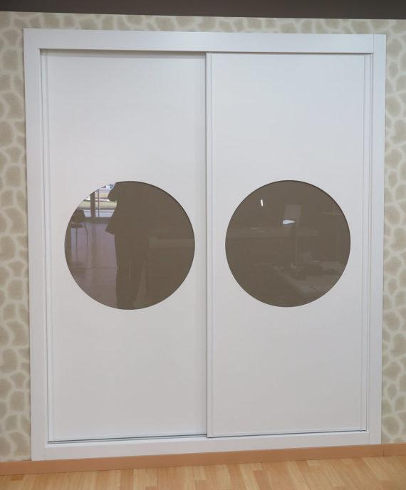 armario dos puertas correderas oporto