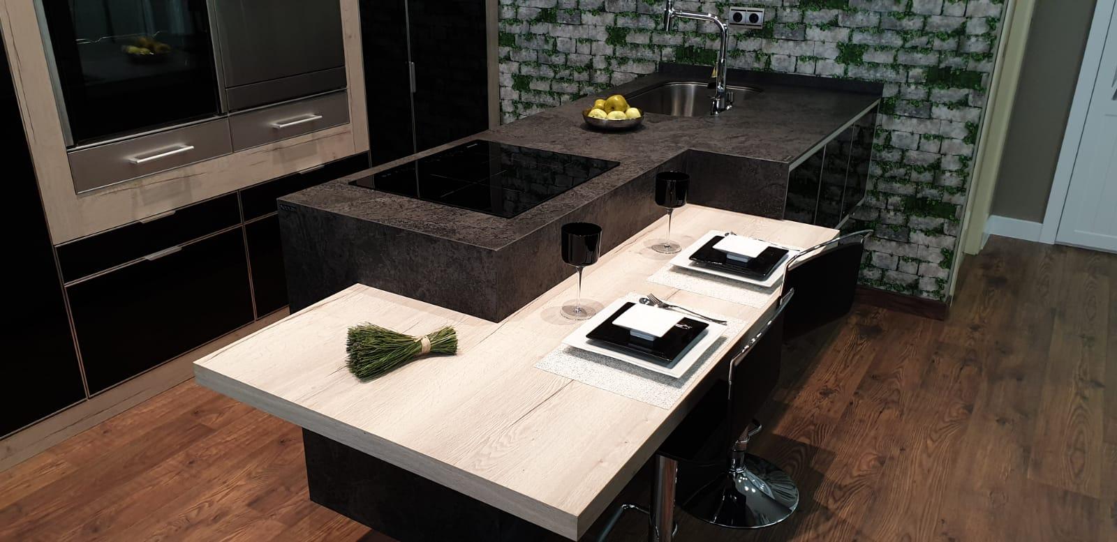 subir foto de cocina y diseño BUK DESIGN LEN Reforma En Len Y Tienda De Cocinas En Len