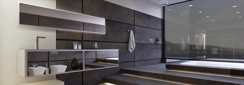 BUK Design León - Punto de venta Senssia - Mobiliario de cocinas y baños