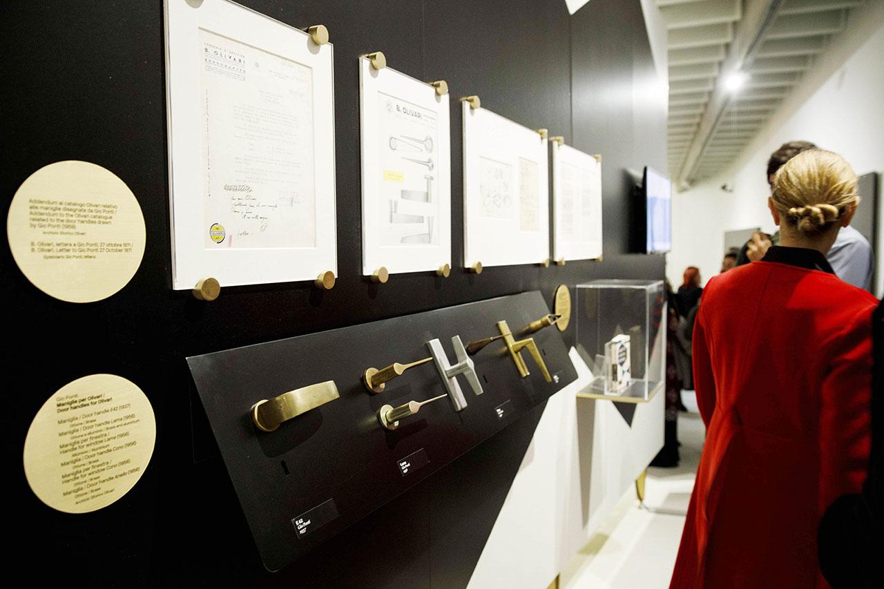 Exposición de Olivari en el Museo MAXXI